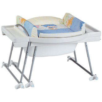 Duo bain et table langer b b confort 1 pictures to pin - Table a langer bebe confort amplitude ...