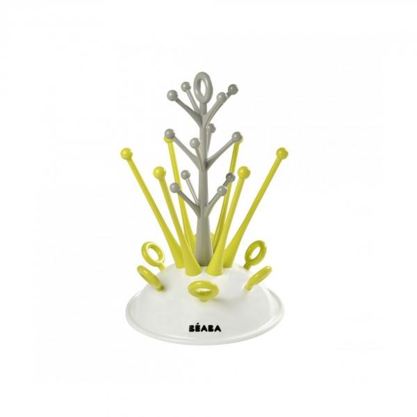 bellemont egouttoir design 6 biberons blanc made in b b. Black Bedroom Furniture Sets. Home Design Ideas
