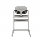 Baby Set Assise chaise haute Lemo Storm grey