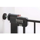 Barrière de sécurité enfant - Easy Close - metal black