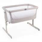 Berceau cododo Chicco Next 2 Me Air Dark Beige