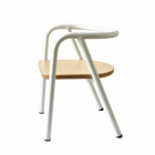 Chaise enfant HITO Blanche