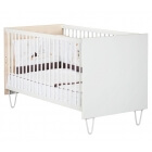 Chambre Duo Lit Little Big Bed 140 x 70 + Commode Happy