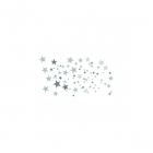 Stickers autocollants Constellation Gris