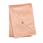 Couverture polaire Faded rose