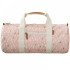 Sac week end Gouttes rose