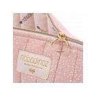 Trousse de toilette Holiday 18 cm bubble pink