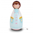 Lampe Musicale Gamine Turquoise