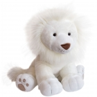 Peluche Lion des Neiges 65 cm