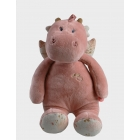 Peluche small Joy Veloudoux rose