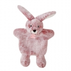 Doudou marionnette Mario sweety mousse Lapin