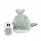 Peluche musicale Moby vert