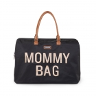 Sac à langer Mommy Bag Black Gold