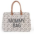 Sac à langer Mommy Bag canvas léopard