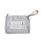 Pochette Mommy's Treasure Grey