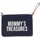 Pochette Mommy's Treasure Navy