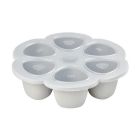 Moule multiportions silicone 6 x 150 ml light mist
