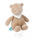 Peluche musicale Basile l'ours