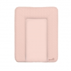 Matelas à langer Lilly Entertwined 52 x 72 cm - Rose