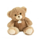 Peluche Ours Bellydou Champagne 30 cm