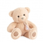 Peluche Ours Charms Beige 24 cm