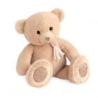 Peluche Ours Charms Beige 40 cm
