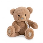 Peluche Ours Charms Marron clair 24 cm
