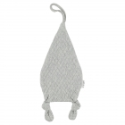 Doudou Attache-sucette Diamond Stone