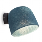 Applique murale Cloche bleu Canard