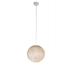 Suspension luminaire simple globe S lin
