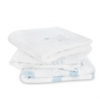 Lot de 3 langes musy Night sky rêverie
