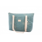 Sac maternité Paris confetti magic green