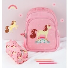 Trousse scolaire Cheval