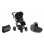 Duo Crosswalk R + Matrix Light 2 Jet black