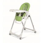 Chaise haute Prima Pappa Follow Me - Wonder Green
