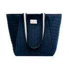 Sac maternité Savanna velvet blue