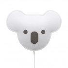 Applique murale Soft Light Koala
