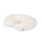 Coussin d'allaitement Sunrise Gold bubble white