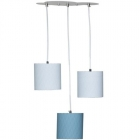 Suspension lumineuse trio Lazare