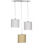 Suspension lumineuse trio Timouki