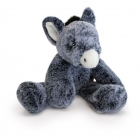 Peluche Sweety Mousse Ane 25 cm