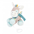 Peluche musicale Tim le cheval Tim & Tiloo
