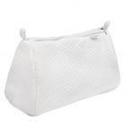 Trousse de toilette bébé Diamond Blanc