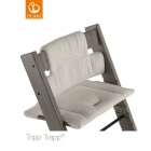 Coussin chaise Tripp Trapp Gris intemporel