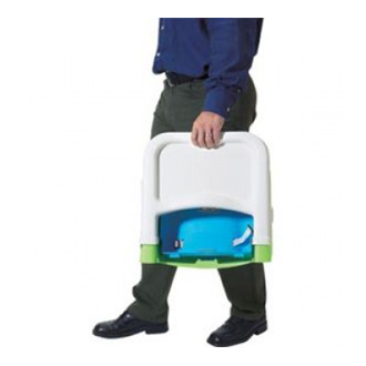 Rehausseur De Chaise Vert