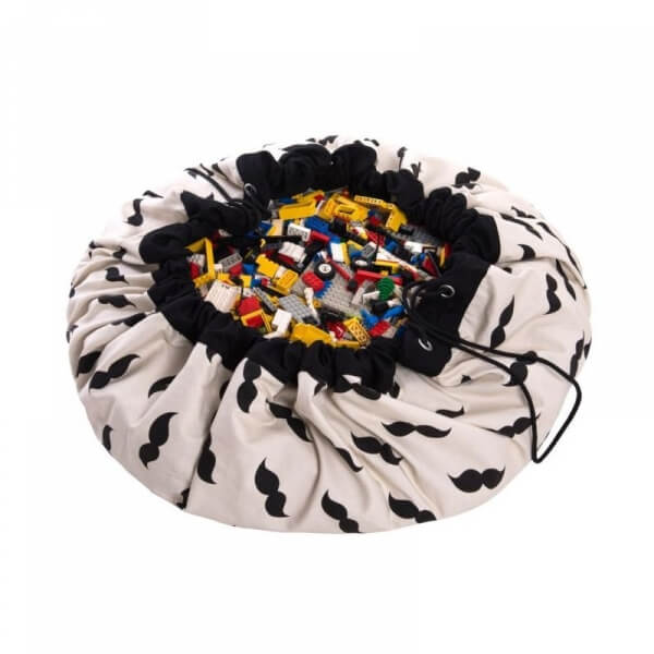 Sac - Tapis de jeux Mr. Moustache