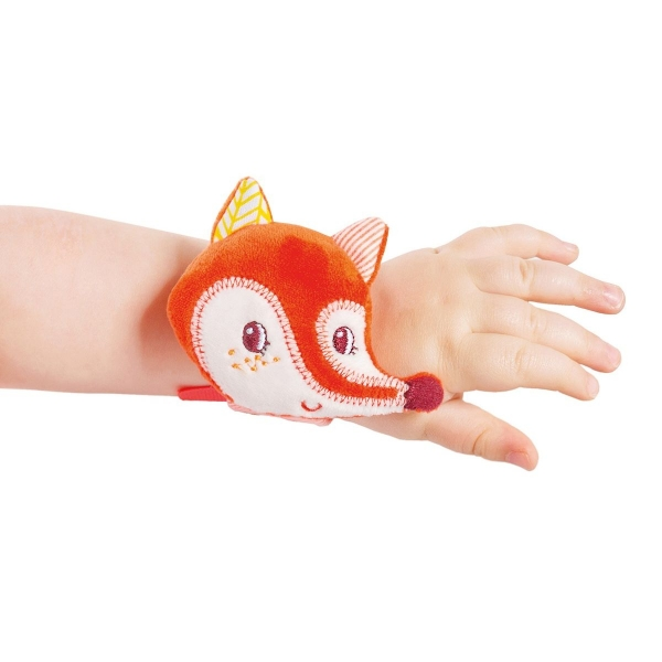 Hochet bracelet Alice