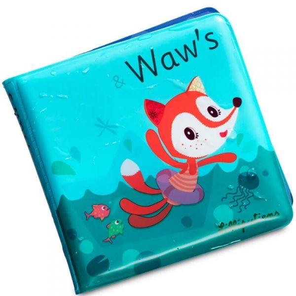 Livre de bain magique Alice Splash