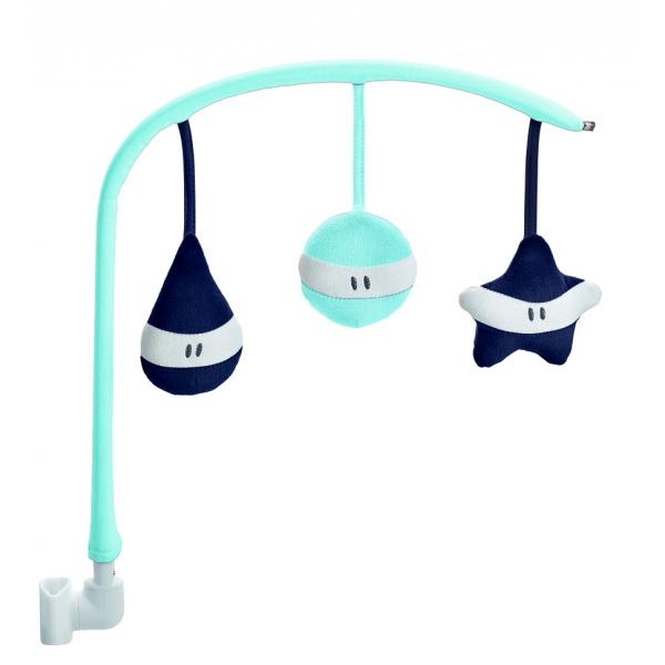 beaba arche de jeux blue pour transat up and down ii et. Black Bedroom Furniture Sets. Home Design Ideas