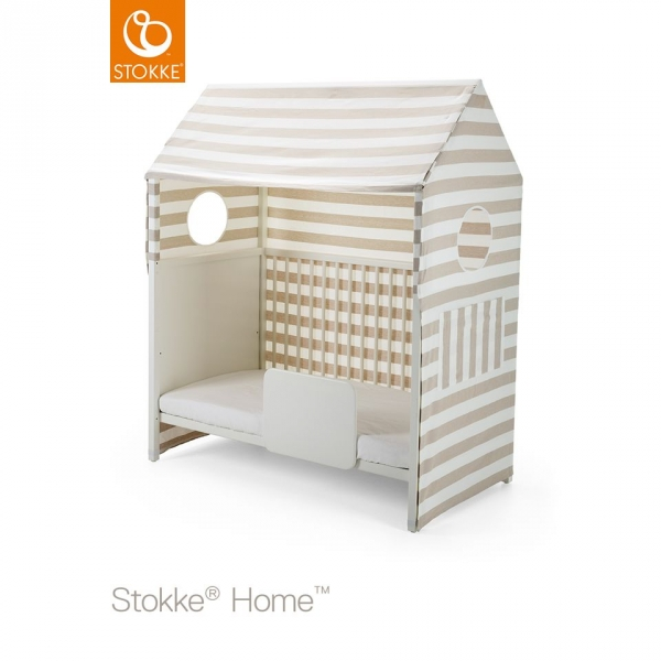 stokke tente lit home beige ray made in b b. Black Bedroom Furniture Sets. Home Design Ideas